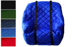 Armchair Removals Cover – DefendaGuard – Black Lining Inner
