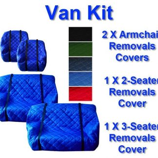 Removals Covers Van Kit